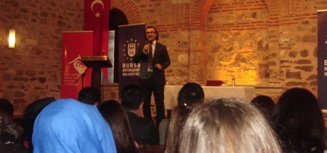 Bursa Büyükşehir Belediyesi ve Bursa Aile ve Sosyal Politikalar İl Müdürlüğü işbirliği ile organize edilen Kişisel Gelişim ve Eğitim Uzmanı Sıtkı ASLANHAN'ın ''Aile ve Değerler'' konulu semineri 17 Şubat 2015 […]