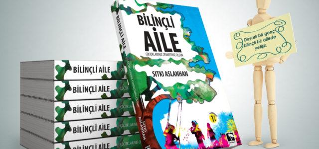 """Kişisel Gelişim ve Eğitim Uzmanı Sıtkı Aslanhan'ın uzun zamandır beklenen aile kitabı """"Bilinçli Aile"""" Çınaraltı Yayınları'ndan çıkarak okurlarlarıyla buluşmak için raflardaki yerini aldı. 18 yıllık eğitim hayatına dolu dolu 5 […]"""