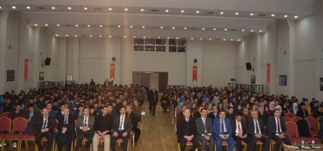 Muş'ta Kişisel Gelişim ve Eğitim Uzmanı Sıtkı Aslanhan tarafından, öğrencilere sınav motivasyonu ve sınav kaygısı konferansı verildi. Öğretmenevi Konferans Salonu'nda lise öğrencilerine yönelik düzenlenen konferansta konuşan İl Milli Eğitim Müdürü […]