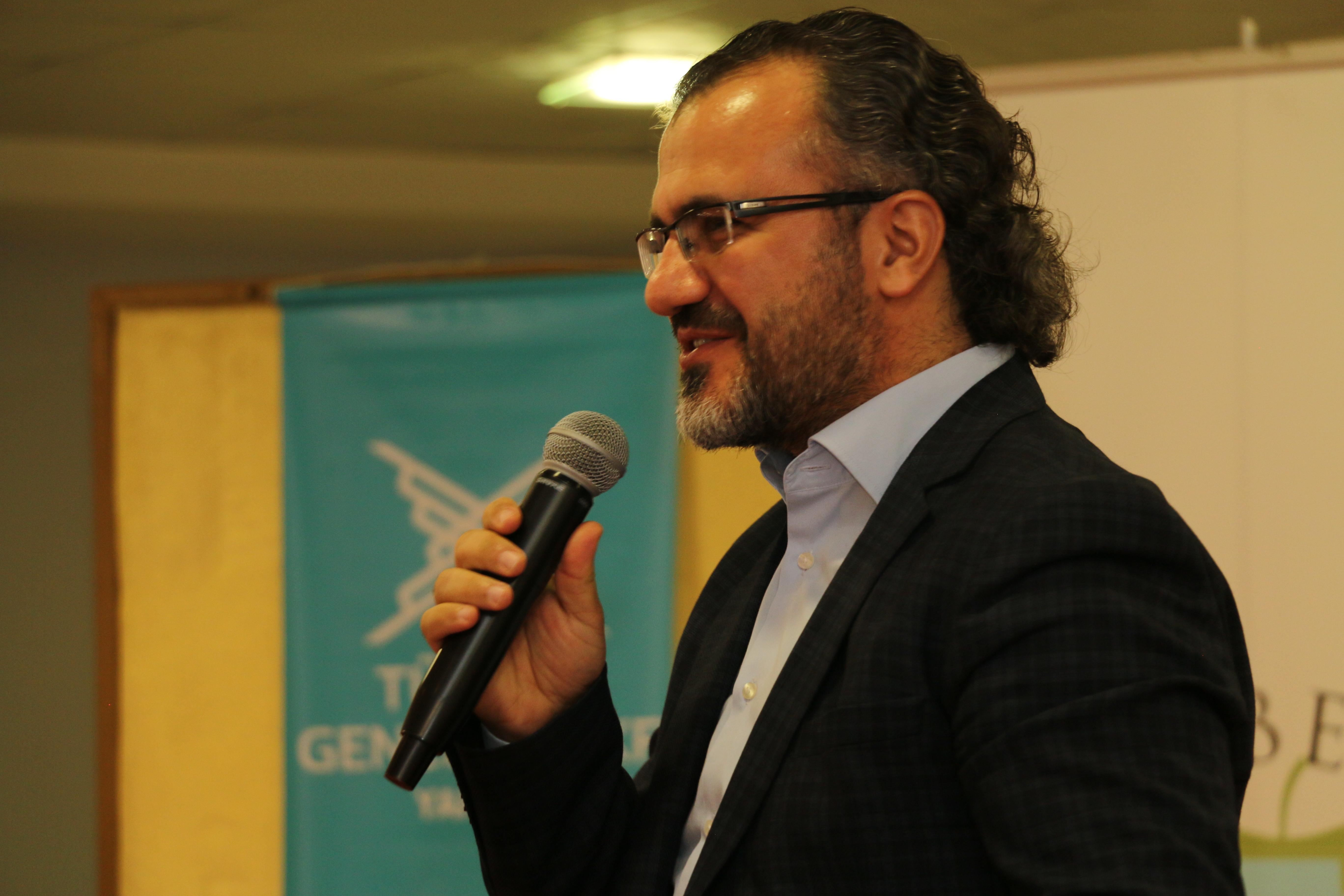 Kayseri'nin Yahyalı İlçesinde Kişisel Gelişim Uzmanı Sıtkı Aslanhan'ın konuşmacı olarak katıldığı 'Bilinçli Aile, İdeal Gençlik' konulu konferans düzenlendi. Yahyalı Belediyesi ve Türkiye Gençlik Vakfı (TÜGVA) işbirliği ile düzenlenen konferans, Kadın […]
