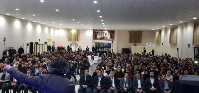 """Türkiye Gençlik Vakfı Maden Teşkilatı tarafından Eğitimci Yazar Sıtkı Aslanhan'ın katıldığı """"Güzel Ahlak"""" konulu bir söyleşi programı düzenlendi. Maden Asım Sürücü Yatılı Bölge Ortaokulu'nda gerçekleştirilen programa Kaymakam Ömer Büyükergene, İlçe […]"""