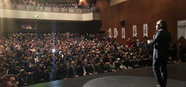 """Genç MÜSİAD Malatya ev sahipliğinde Gelişim uzmanı Sıtkı Aslanhan tarafında Kongre Kültür Merkezinde """"Mutlu Aile Mutlu Toplum"""" konferansı düzenlendi. Konferansın açılış konuşmasın yapan Genç MÜSİAD Malatya Şube Başkanı Barış Yılmaz, […]"""